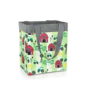 Thirty-one Essential storage tote Farm Fun retired
